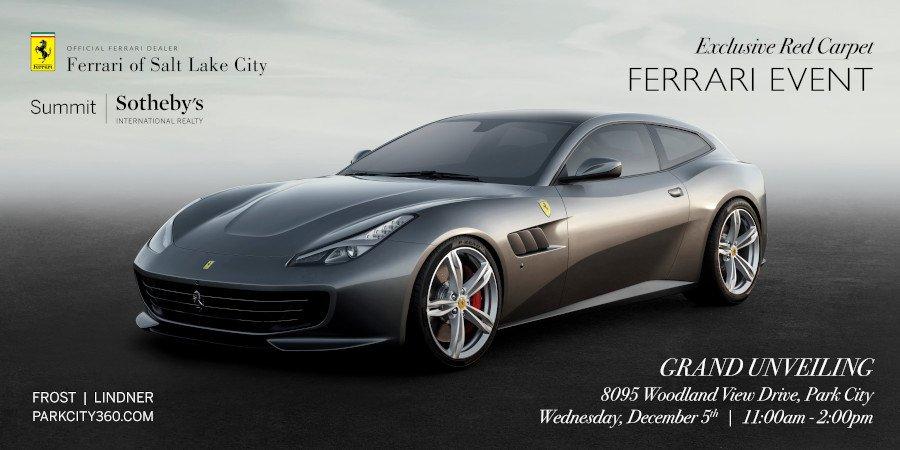 Ferrari Open House Park City 360